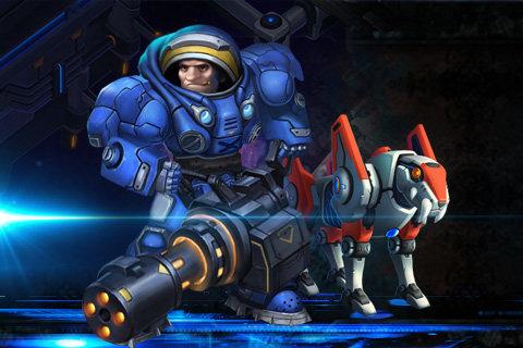 在星际使命中掀起星战争霸吧!