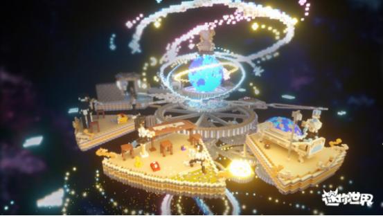 创意无限《迷你世界》筑梦师建造大赛作品鉴赏