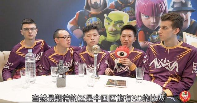 2019《部落冲突》全球锦标赛  中国斩获总冠军