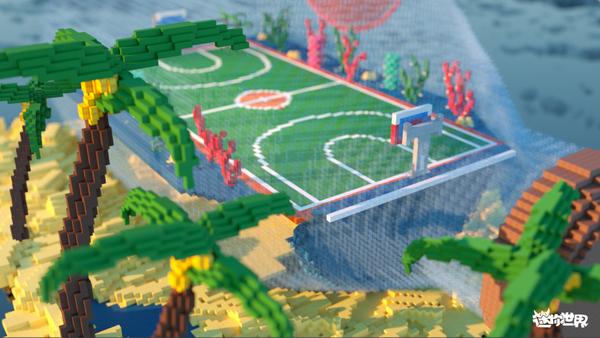 《迷你世界》跨界合作《这!就是灌篮2》上线篮球功能
