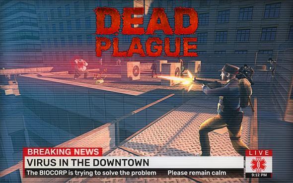 死亡瘟疫:僵尸爆发-----游戏基本攻略
