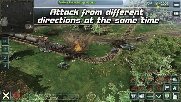 战争冲突攻略