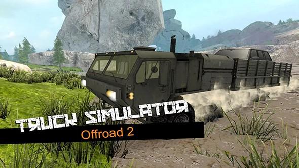 卡车模拟:越野2攻略
