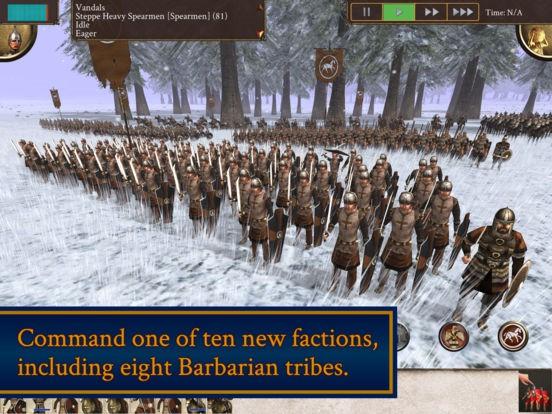罗马:全面战争之蛮族入侵游戏攻略