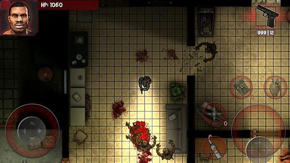 《僵尸的冲突:死战》在僵尸群中杀出一条血路