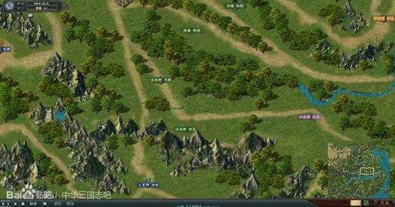 中华三国,一个经典的三国题材游戏
