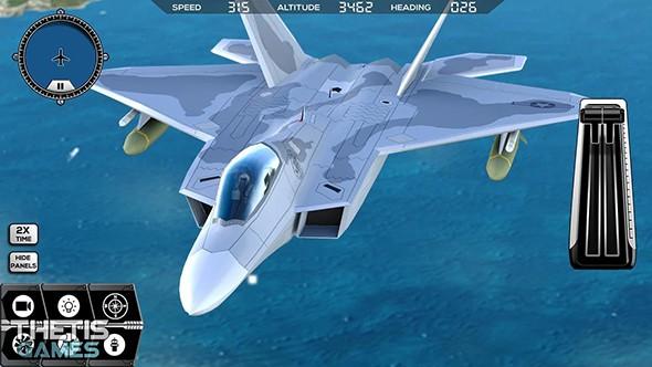 飞行模拟驾驶2017攻略