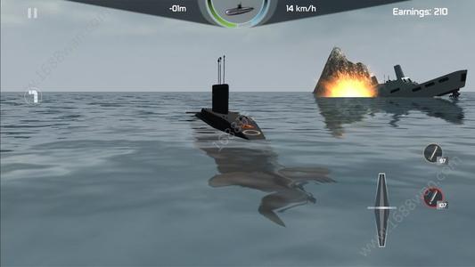 潜艇模拟器攻略