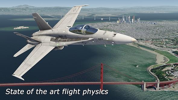 模拟航空飞行2破解教程