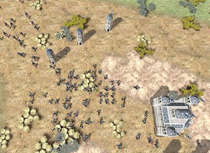 帝国之影:RTS -----新手玩家攻略