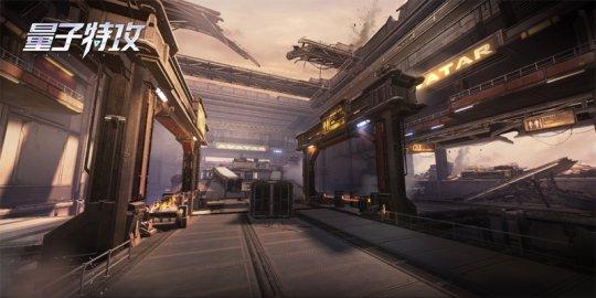 """在新环境中一决高下 《量子特攻》新阵营地图""""穹顶秘仓""""上线"""