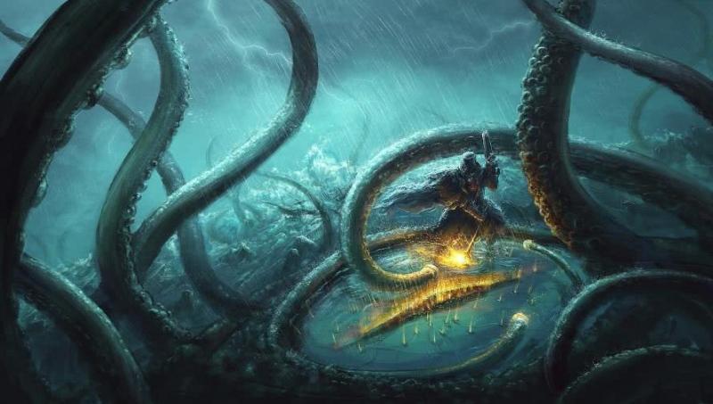 克苏鲁模组有多恐惧凋谢斯拉惨遭秒杀MC邪神阿撒托斯降临