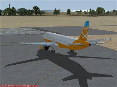 模拟飞行10按键操作说明