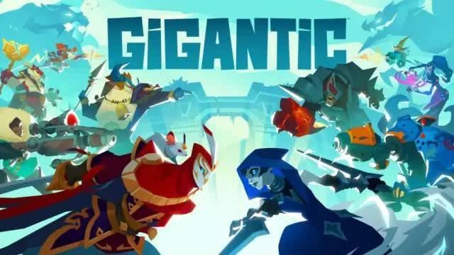 巨兽战役(Gigantic)人物概念设定