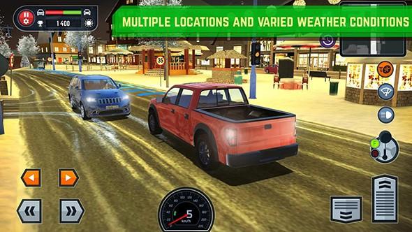 《驾校模拟》刚学开车的来看看