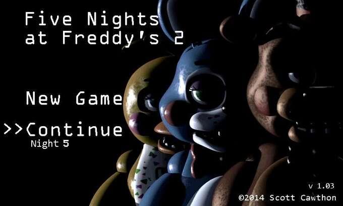 《玩具熊的五夜后宫2》恐怖玩具店的求生小技巧