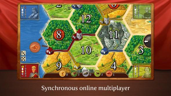 《卡坦岛》六边形棋盘上的发展套路
