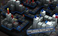 方块人塔防 简约系的塔防游戏