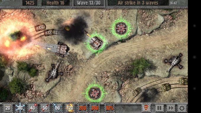 《战地防御2》通关攻略分享