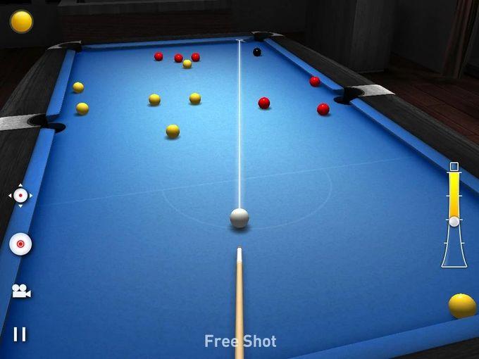 真实桌球3D新手快速上手攻略