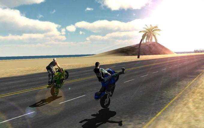 暴力摩托2 攻略分享