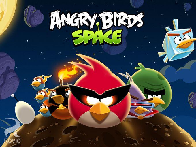 愤怒的小鸟太空版    到了太空依旧愤怒