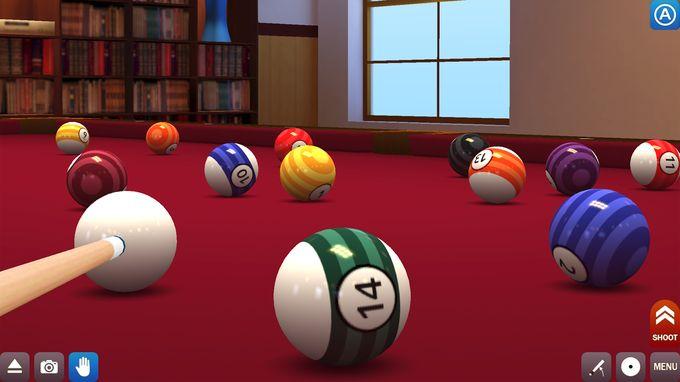 3D桌球游戏心得