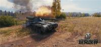 F系潜行捕食者出击 《坦克世界》4号先进战车解析