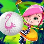 爱丽丝梦游仙境:解谜高尔夫冒险