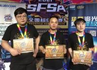 《街头篮球》上海冠军阿宝专访: 打好每一场比赛