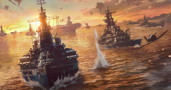 红色力量,澎湃袭来!《战舰世界闪击战》4.4版本重磅上线