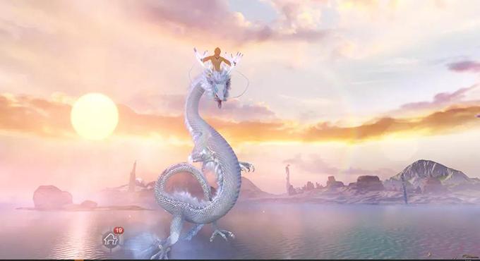 9月16日更新预告——全新进化兽蛟龙登场!