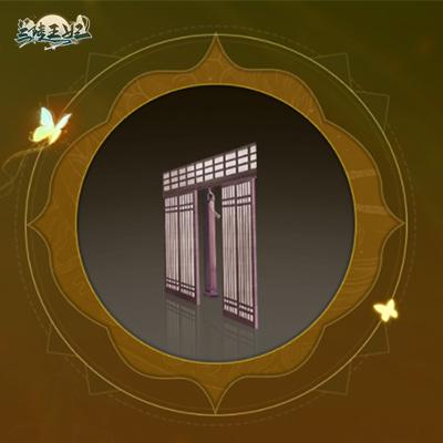 《兰陵王妃》家具木韵悠长,古意兰州极简之美显皇家微致